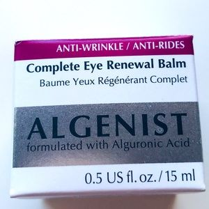 Algenist Eye Renewal Balm NIB Anti Wrinkle